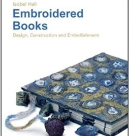 Embroidered Books /  Isobel Hall