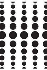 Stencil Layered Beads