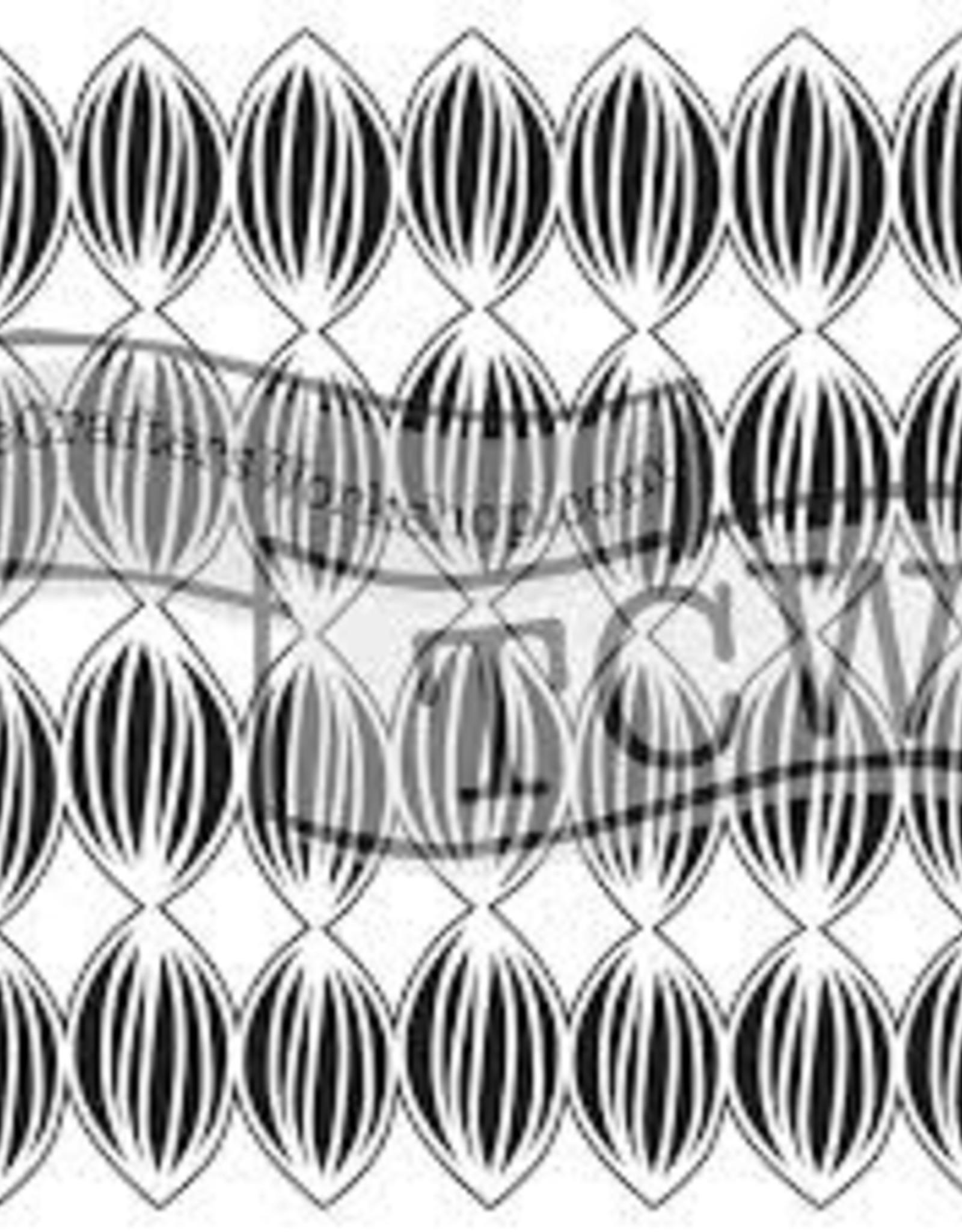 Stencil Onion Skin