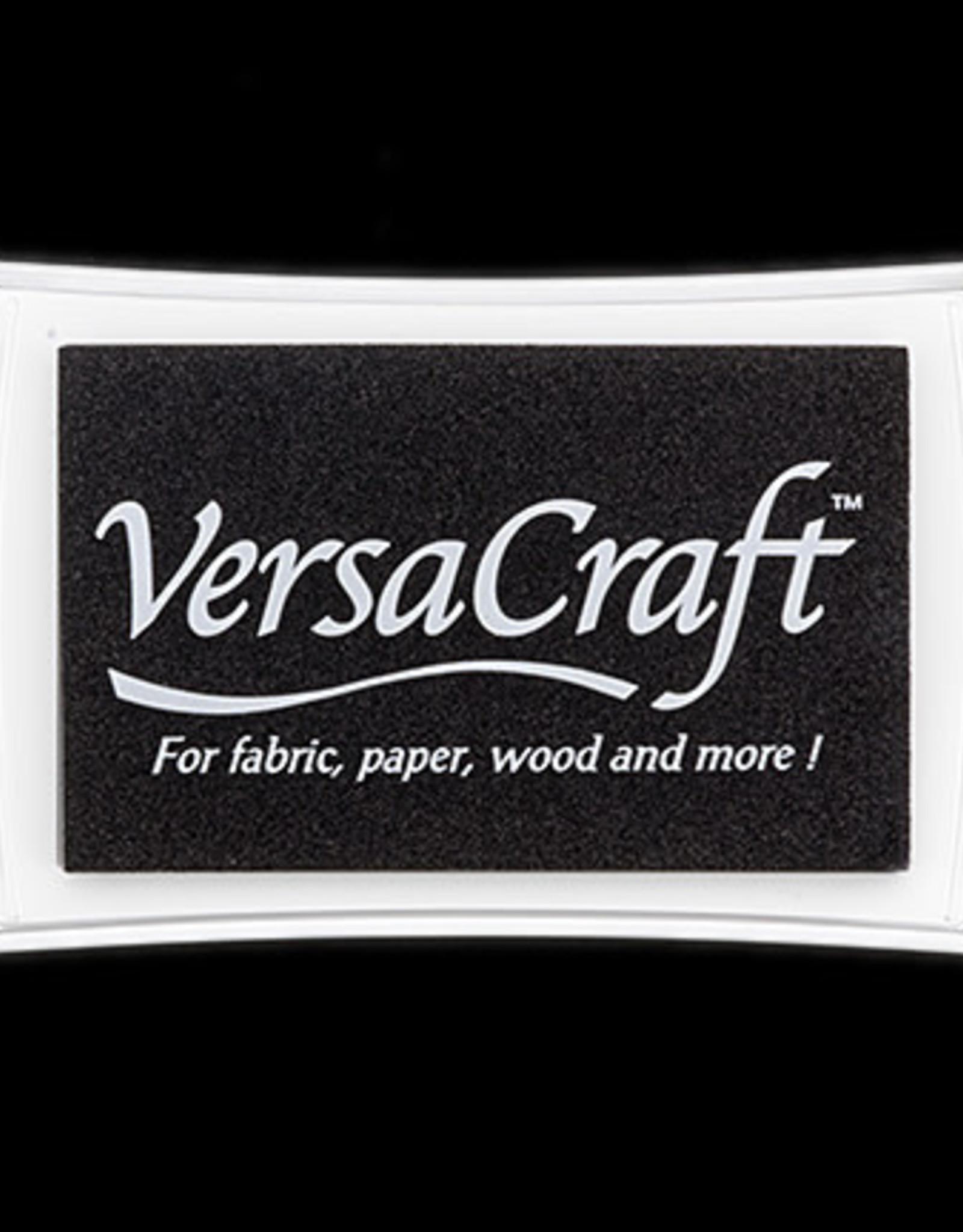 Versacraft Stempel Inkt Real Black