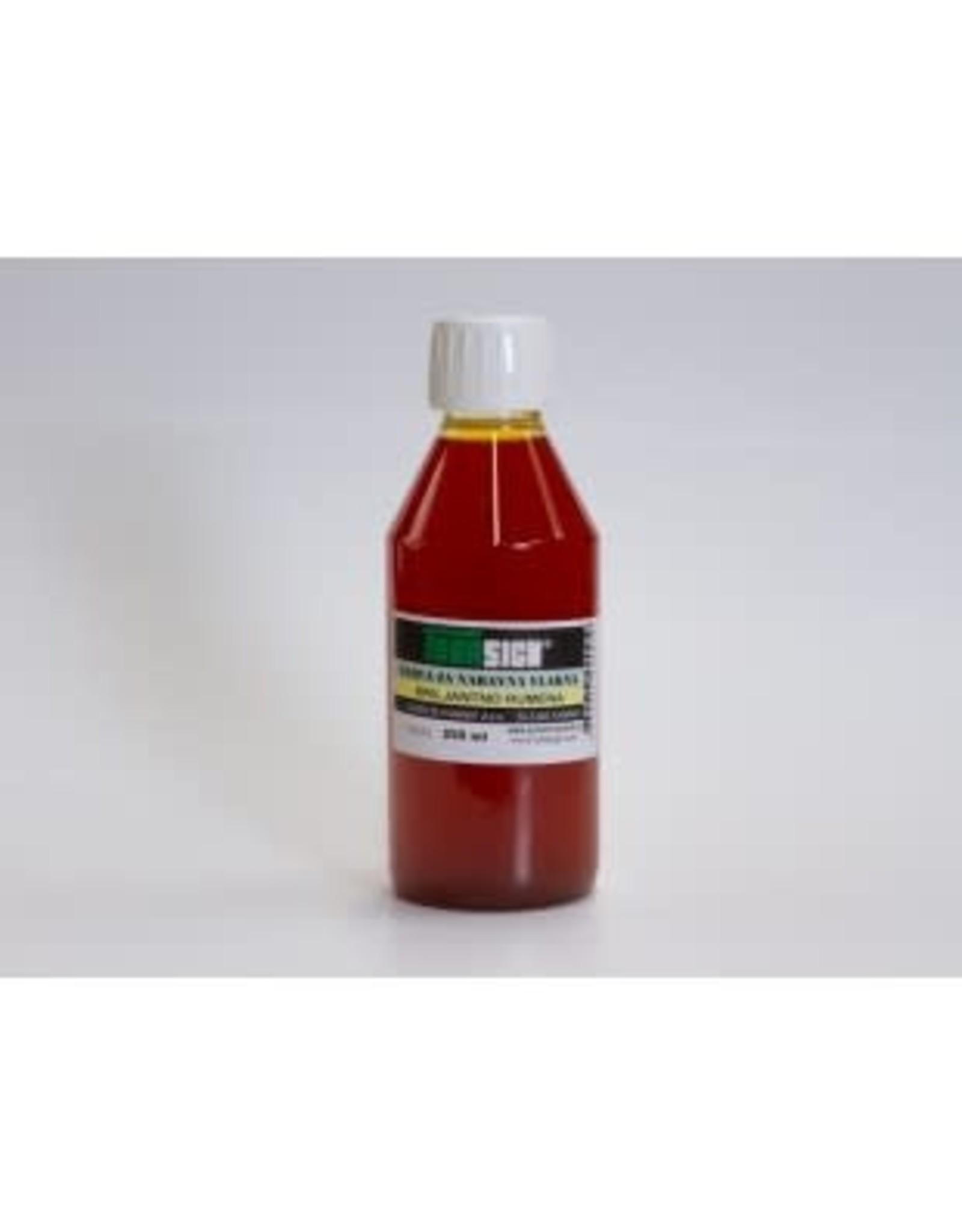 Tobasign Briljant Geel 250 ml.