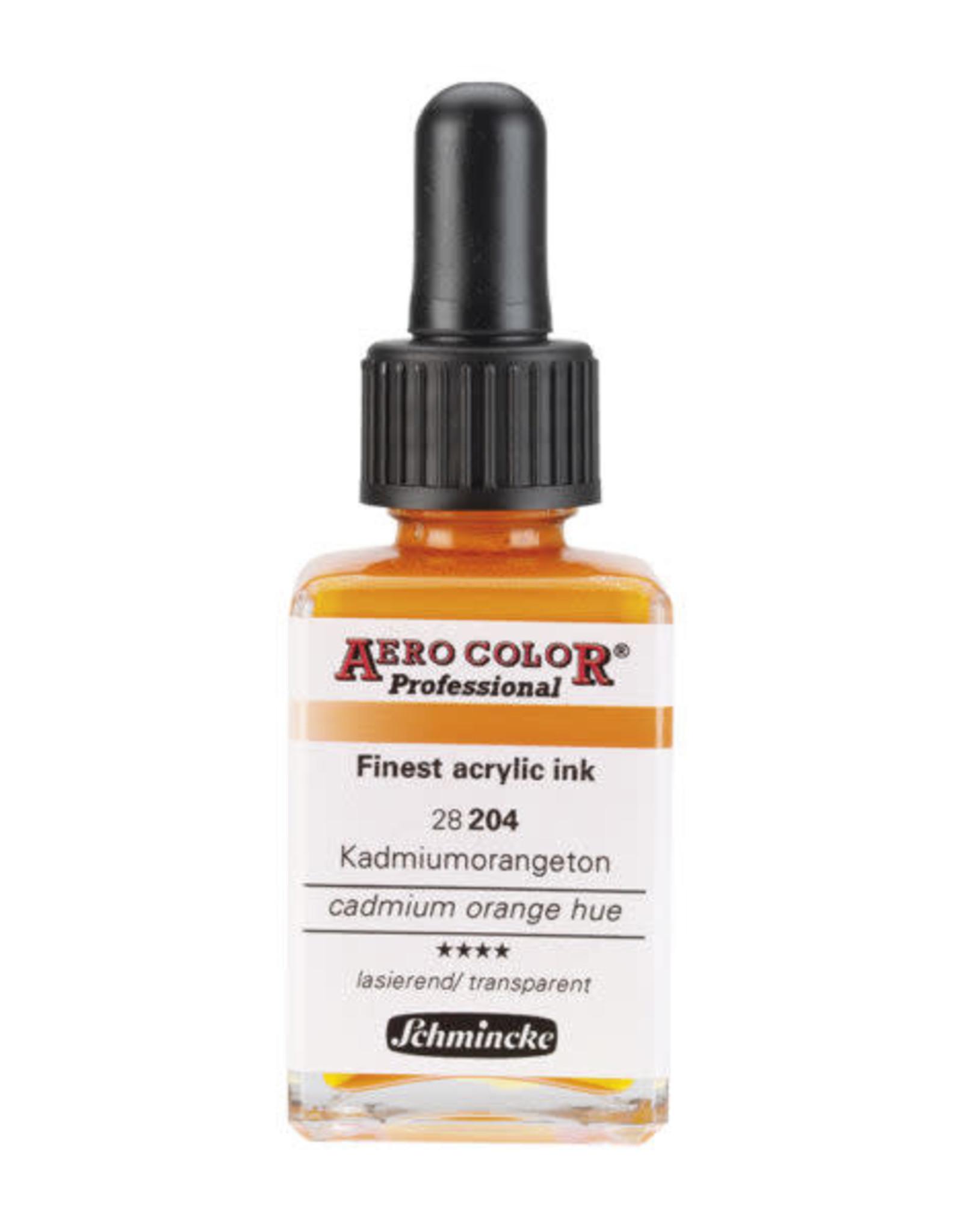 Schmincke Areo Color Cadmium Orange