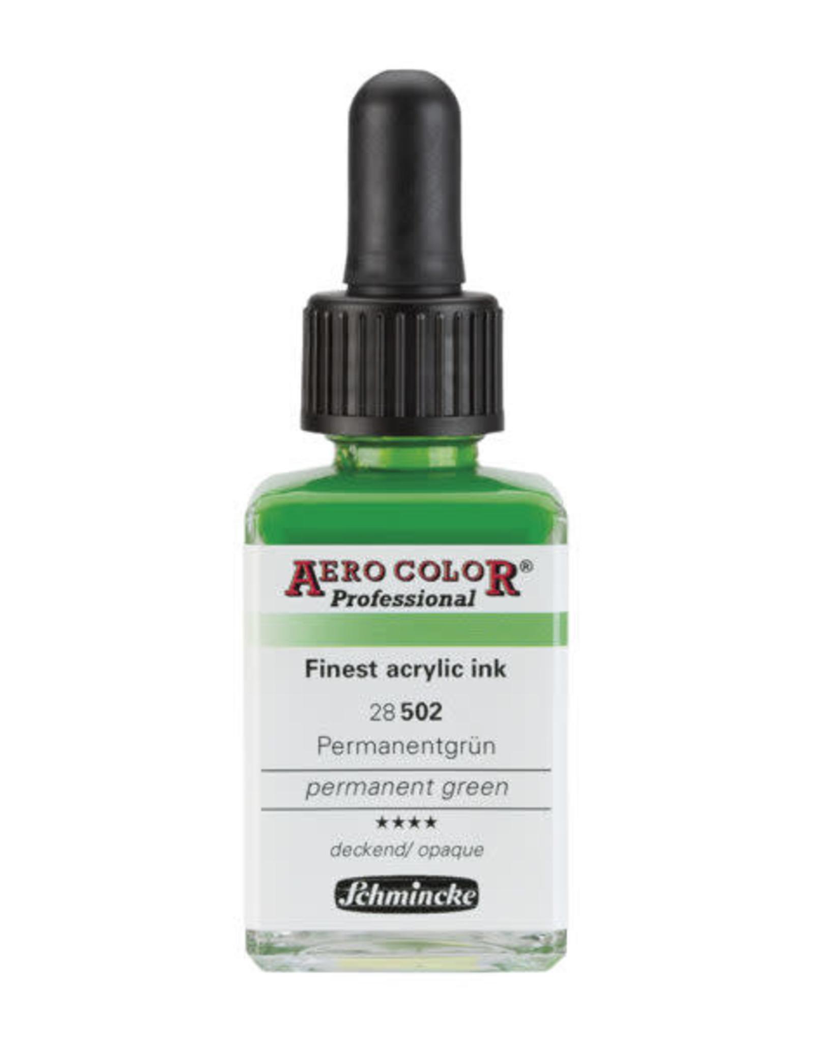 Schmincke Aero Color Permanent Green