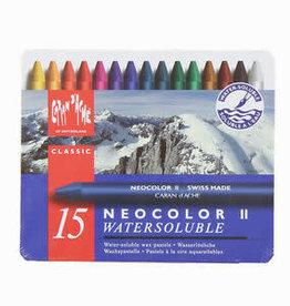 Neocolor II 15 stuks