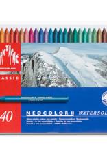 Neocolor II 40 stuks