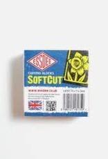 Softcut Vierkant 7,5 x 7,5 cm 10 stuks