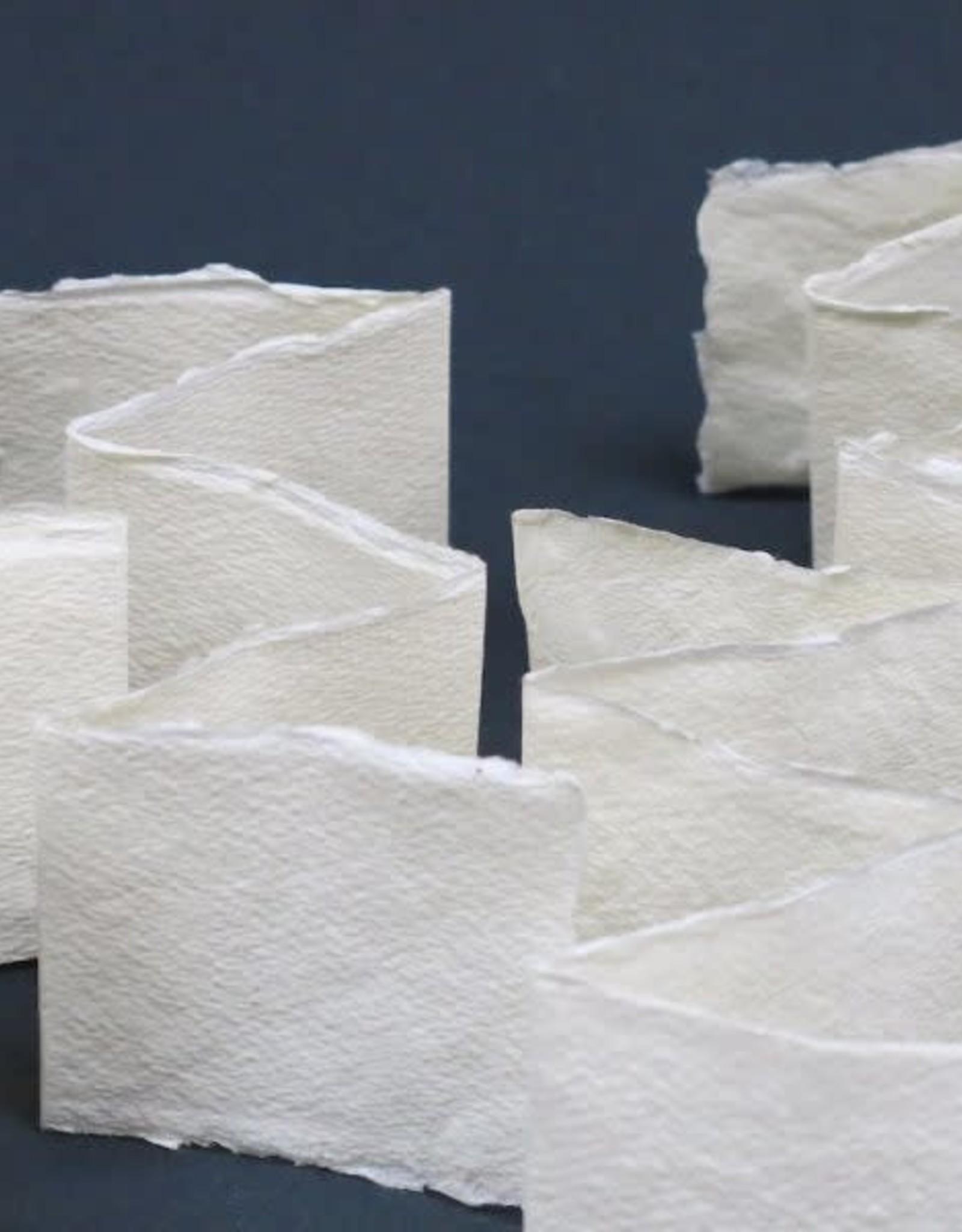 Khadi Katoen Papier Zigzag 5 Stuks