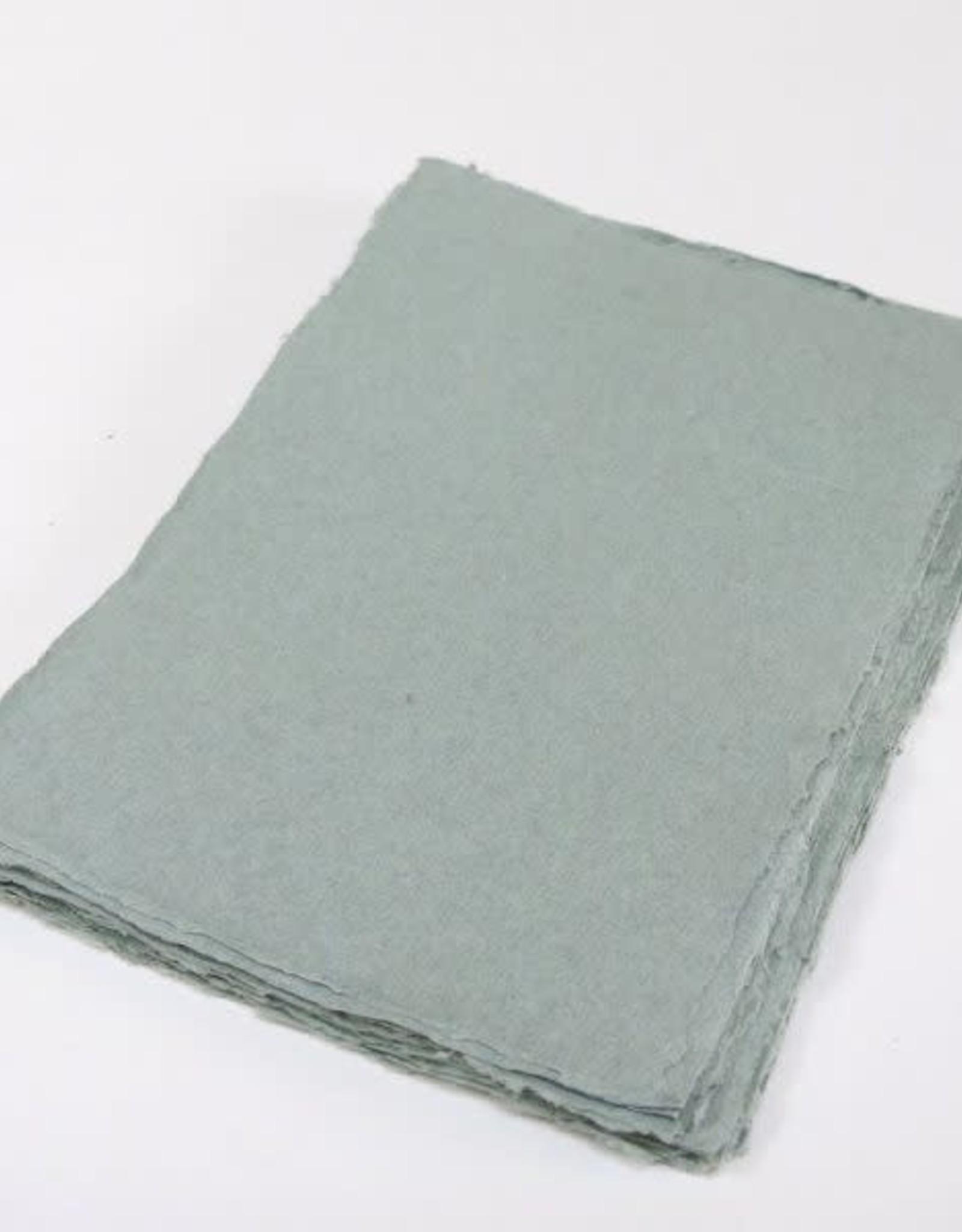 Khadi Katoen Papier Licht Grijs A5 20 vellen