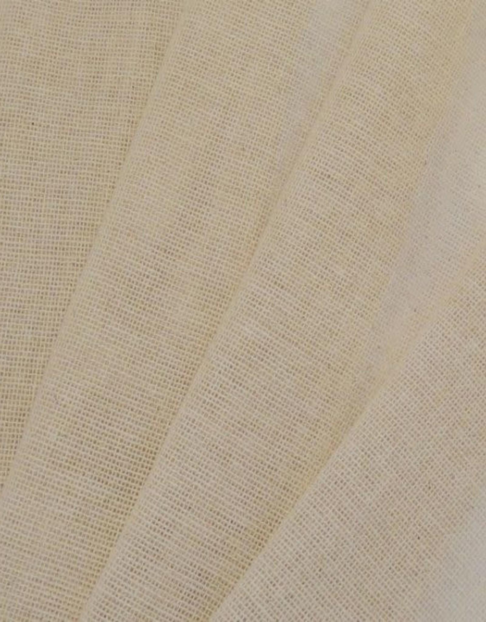 Onbehandelde Katoen Open Binding 150 cm breed