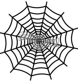 Stencil Spiderweb