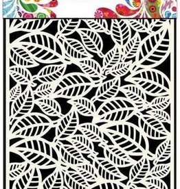 Stencil Leaves DD