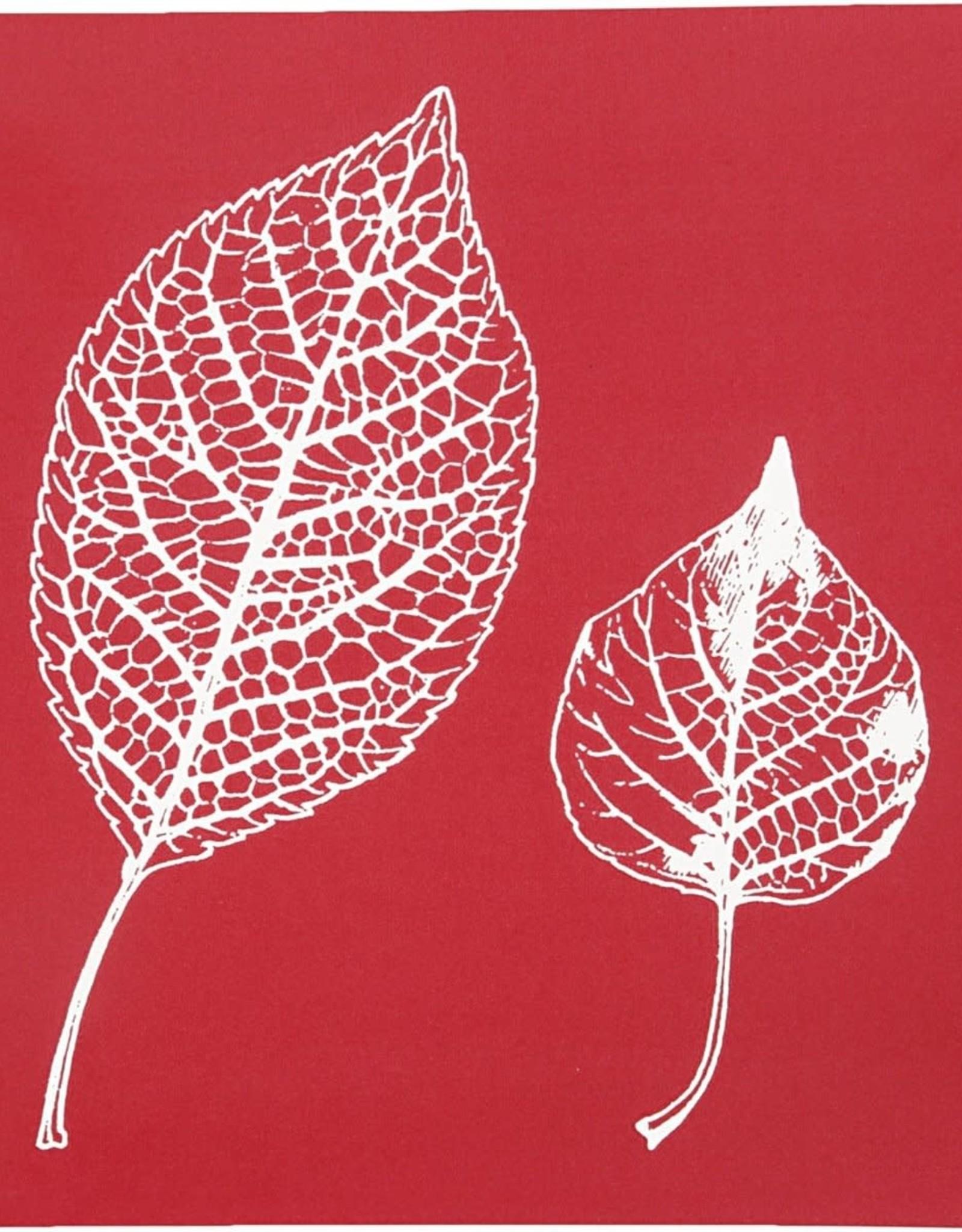 Stencil / Screen Leaves
