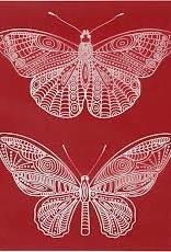 Stencil / Screen Butterflies