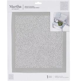 Stencil / Screen Martha Stewart Crackle