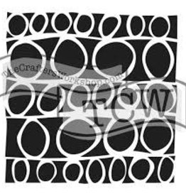 Stencil Circles in Lines large