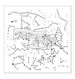 Stencil Constellations large