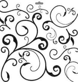 Stencil Capricious large
