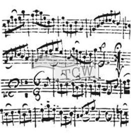 Stencil Sheet Music large