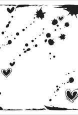 Stencil Confetti