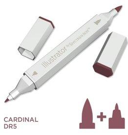 Alcohol Marker Cardinal DR5