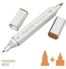 Alcohol Marker Mango BO2
