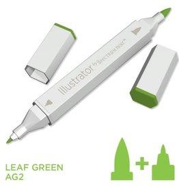 Alcohol Marker Leaf Green AG2