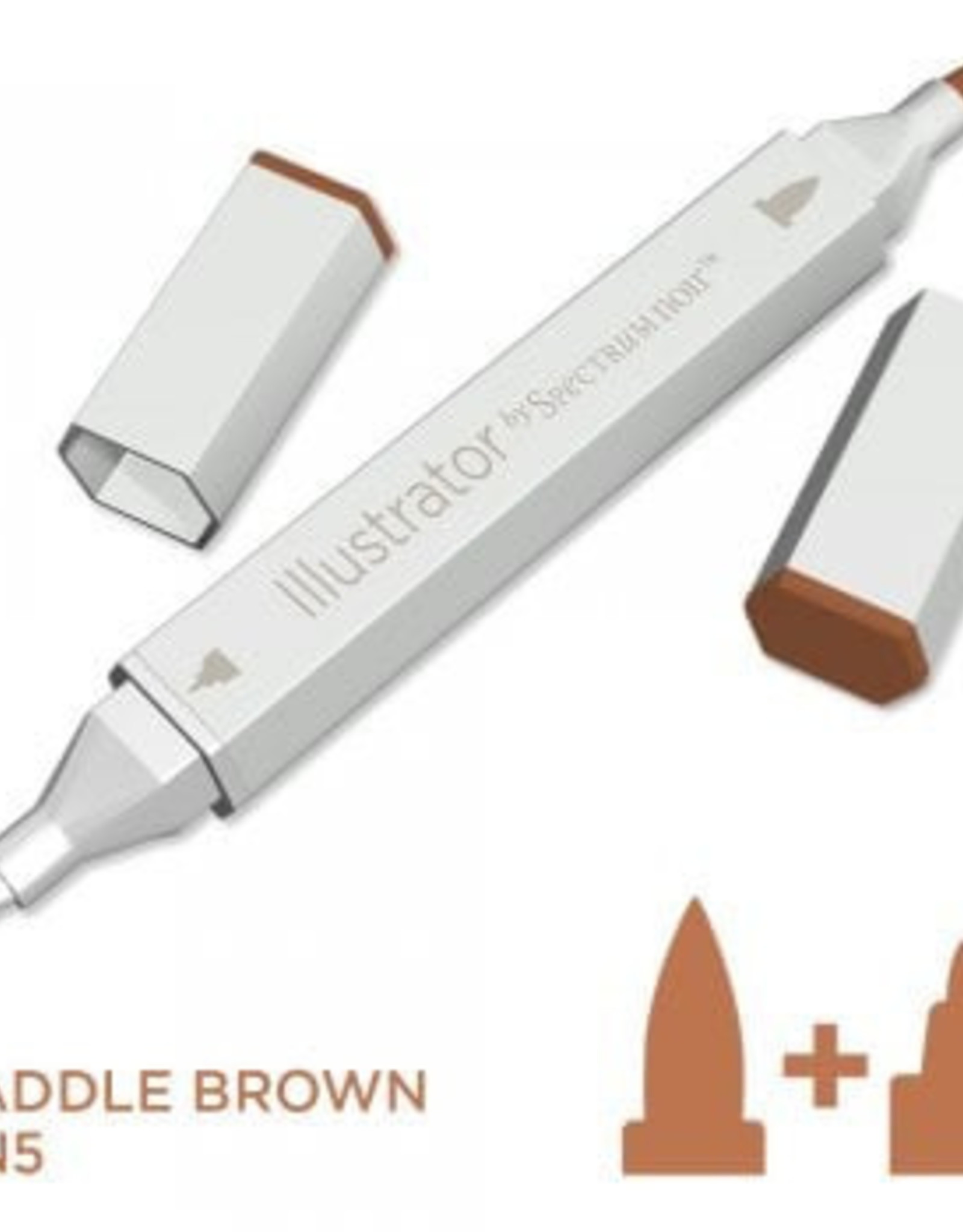 Alcohol Marker Saddle Brown TN5