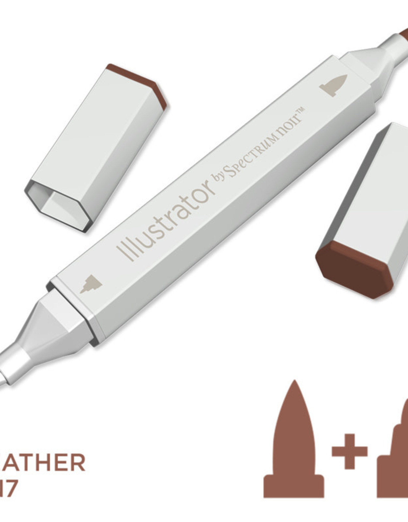 Alcohol Marker Leather TN7