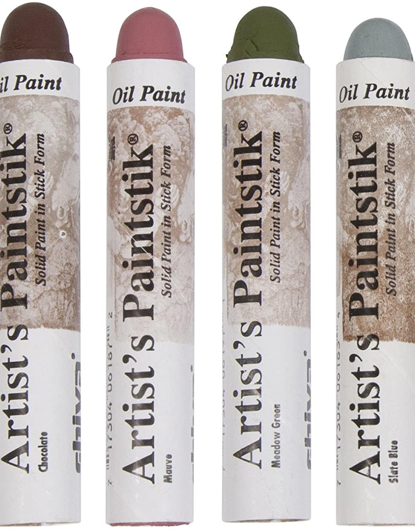 Paintstik Mat Set 6 Colonial Colors