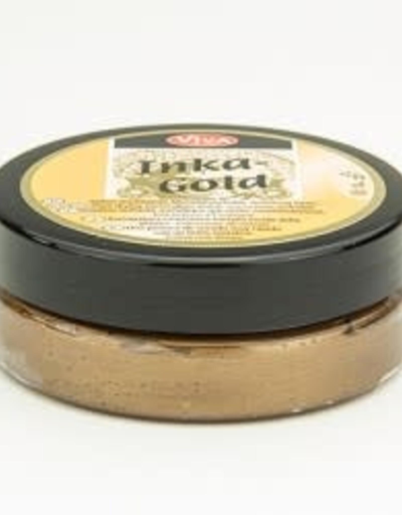 Inka-Gold Goud Bruin