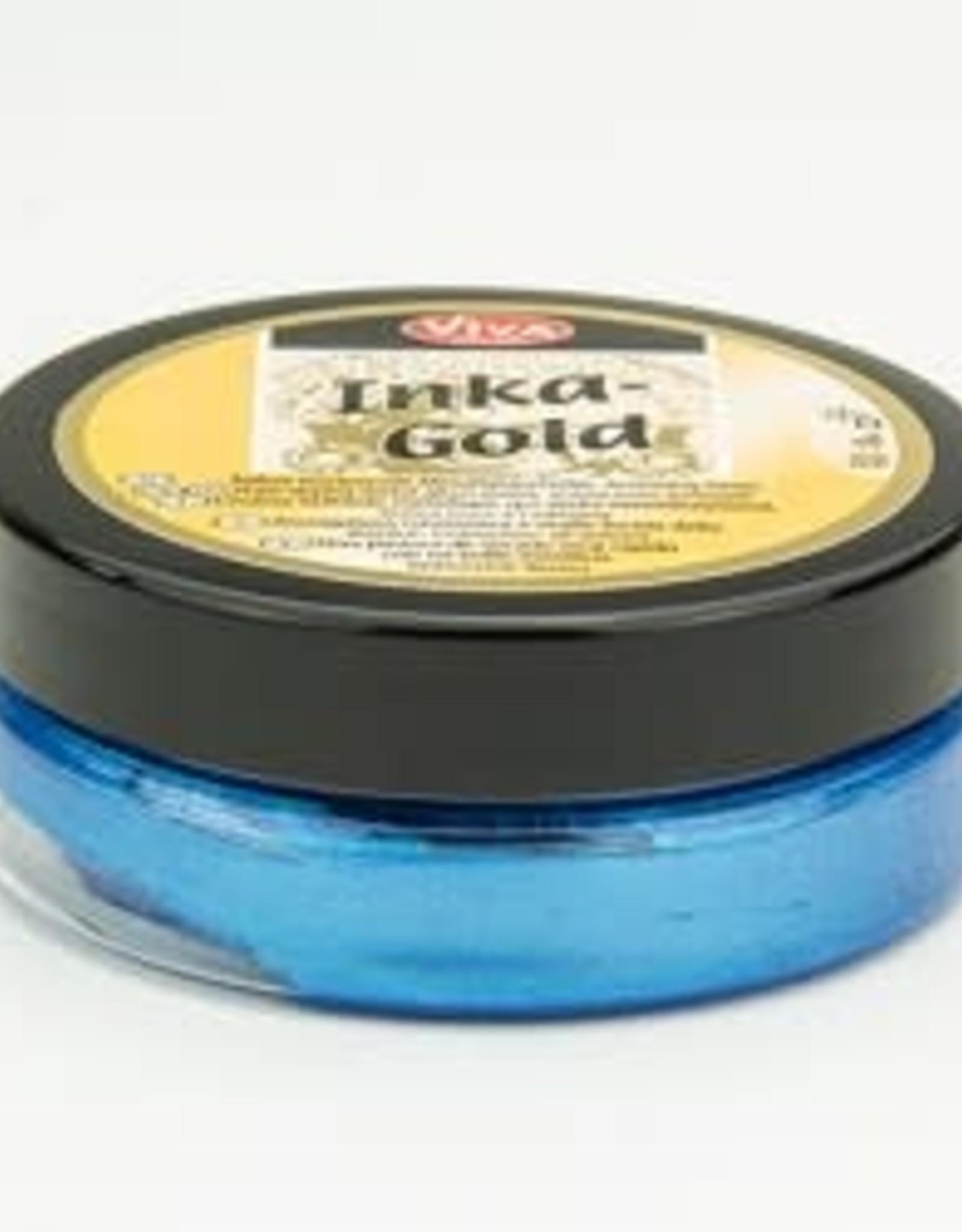 Inka-Gold Steel Blue