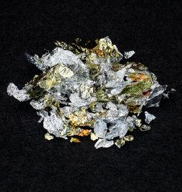 Gilding Flakes Zilver/Goud