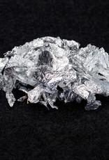 Gilding Flakes Zilver
