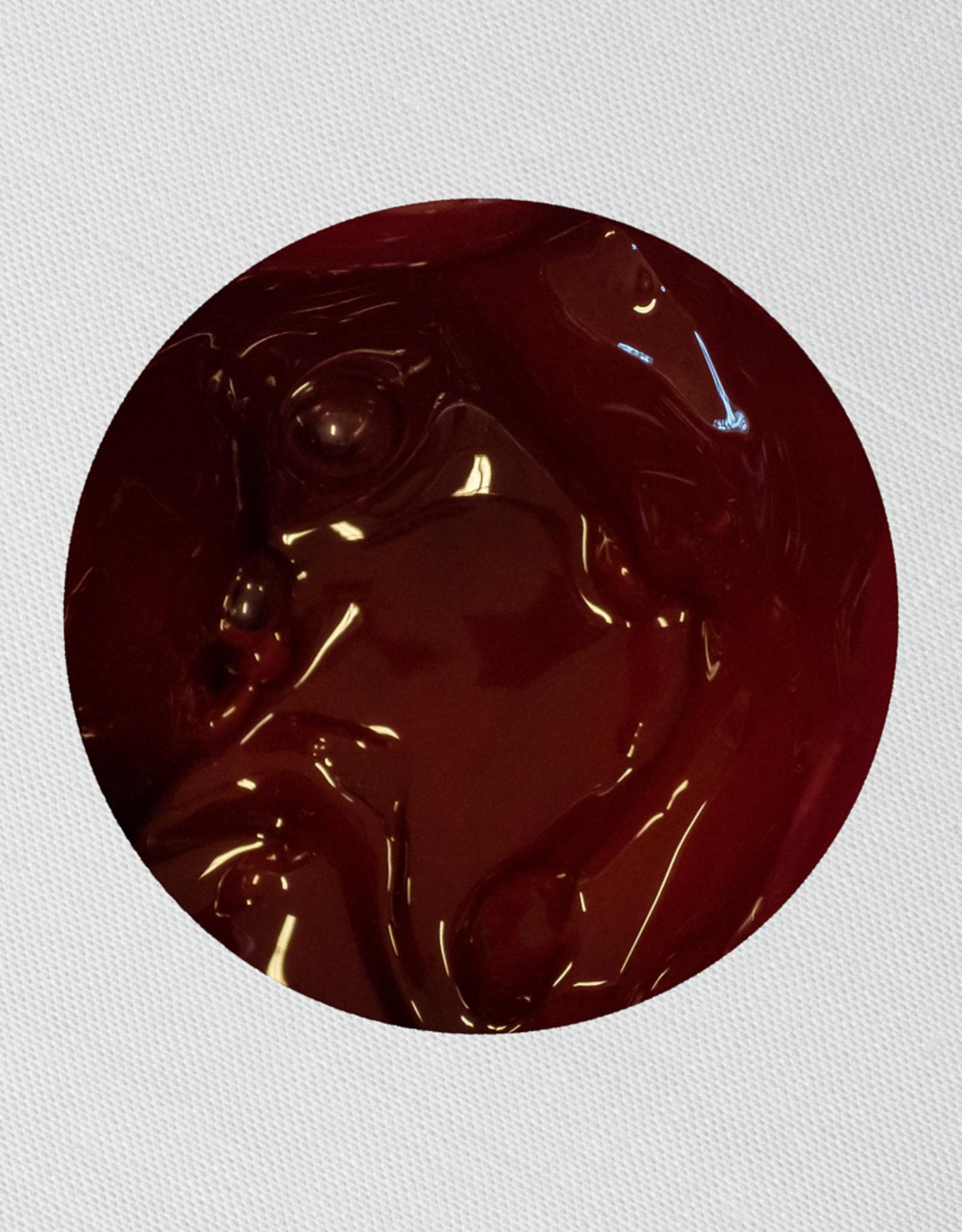Trapsuutjies Textielverf Crimson L