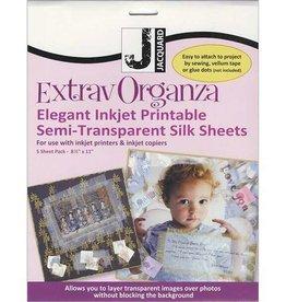 Jacquard Extravorganza 5 Printable Silk Sheets