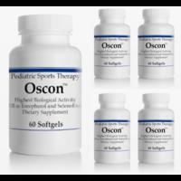 Oscon - 5 x 60 softgels