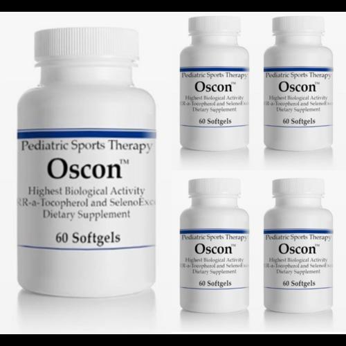 Oscon Oscon - 5 x 60 softgels