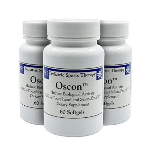 Oscon Oscon - 60 softgels - 3 potjes