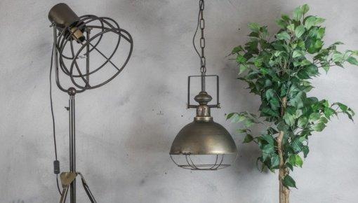 Industriële lampen, draadlampen, vintage lampen, touwlampen