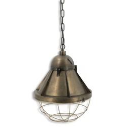hanglamp met een korf