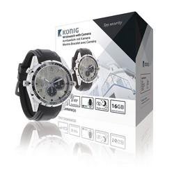 Horloge met geïntegreerde Camera