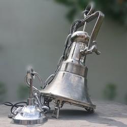PTMD Industriële aluminium hanglamp