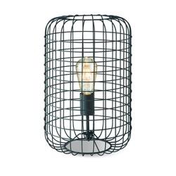 Zwarte draadlamp tafellamp Netting 26