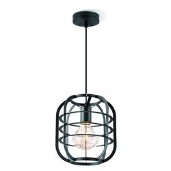 Draadlamp | kooilamp serie Nero 25 hanglamp