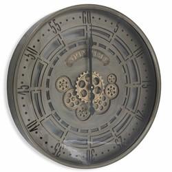Tandwiel klok Spin Time