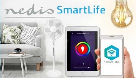 SmartLife | WiFi lamp