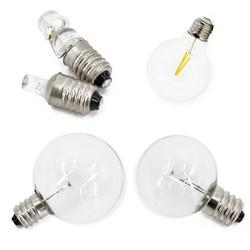 Reserve led lampen voor windlichten