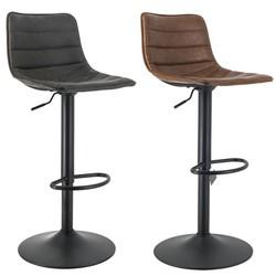 Bar stoel in 2 kleuren