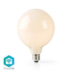 Wi-Fi Smart LED-Lamp | E27 | 125 mm | 5 W | 500 lm | Opaal
