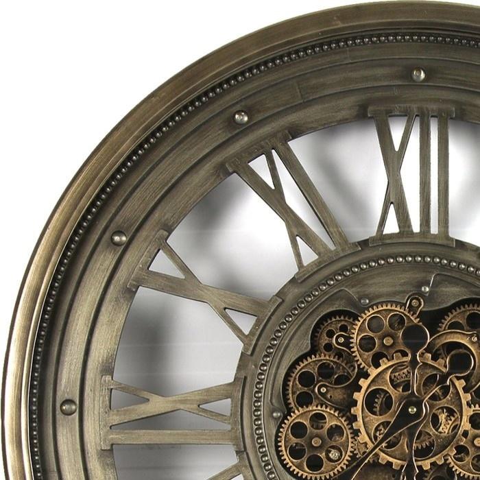 Tandwiel klokken, waar komt het idee vandaan